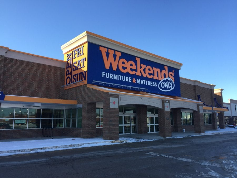 Furniture Store Greenwood Indiana  Weekends Only Furniture