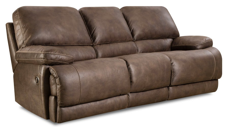 Homestretch Colt Chocolate Power Reclining Sofa for $798 | Shop Now