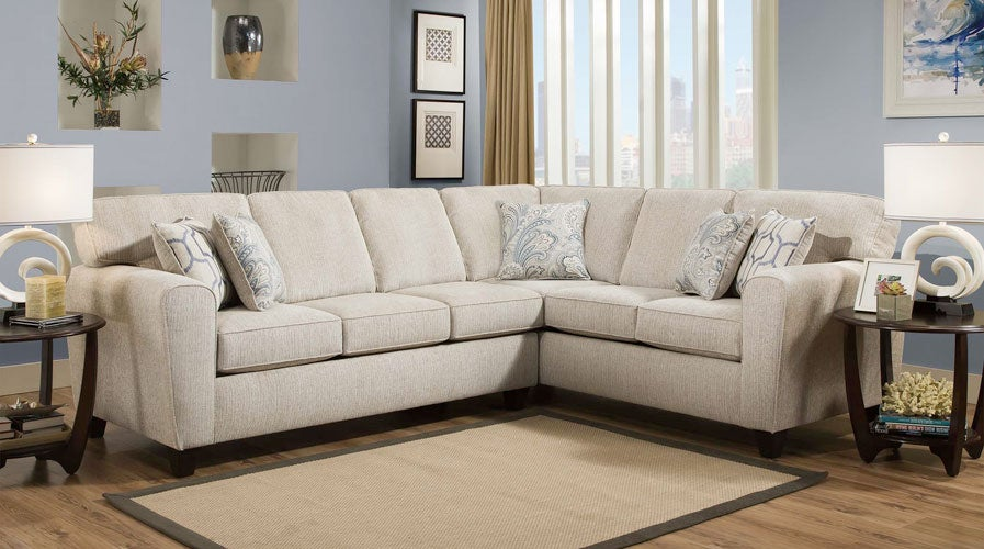 Uptown Ecru Sectional for $796 | Shop Now