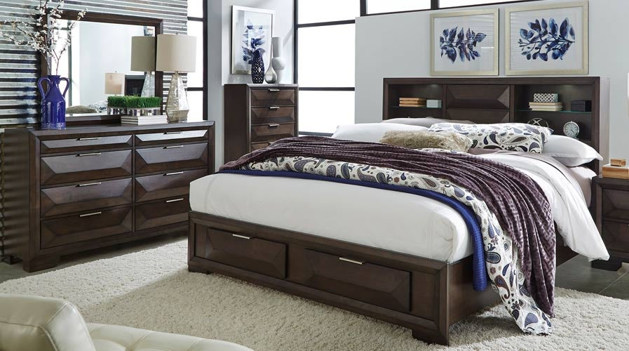 Storage Queen Bedroom for $898 | Shop Now