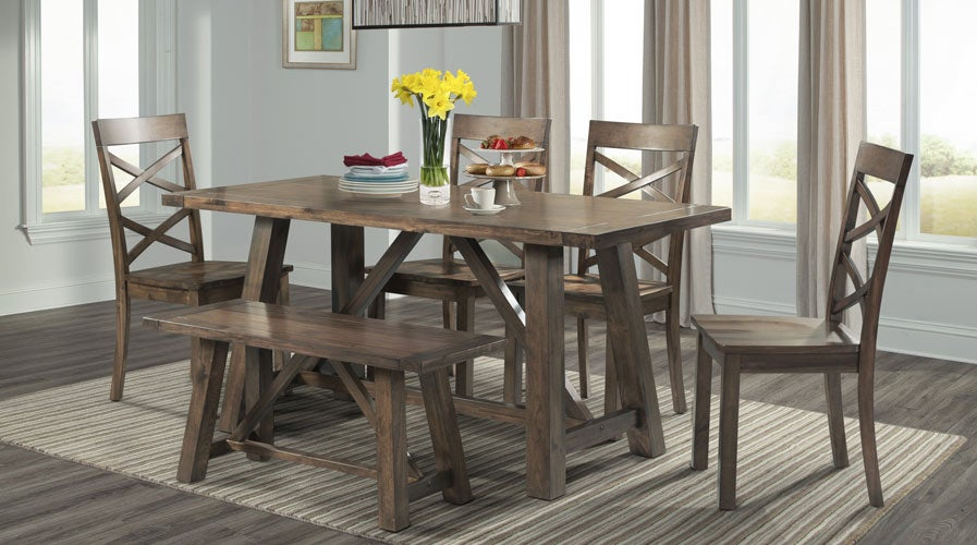 Rustic Chic Dining Rooms | Shop Now