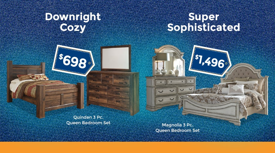 Bedroom Sets at Weekends Only| Shop Now