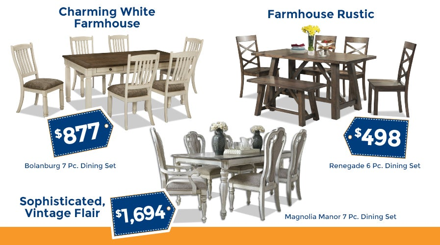 Shop Dining Sets | Weekends Only