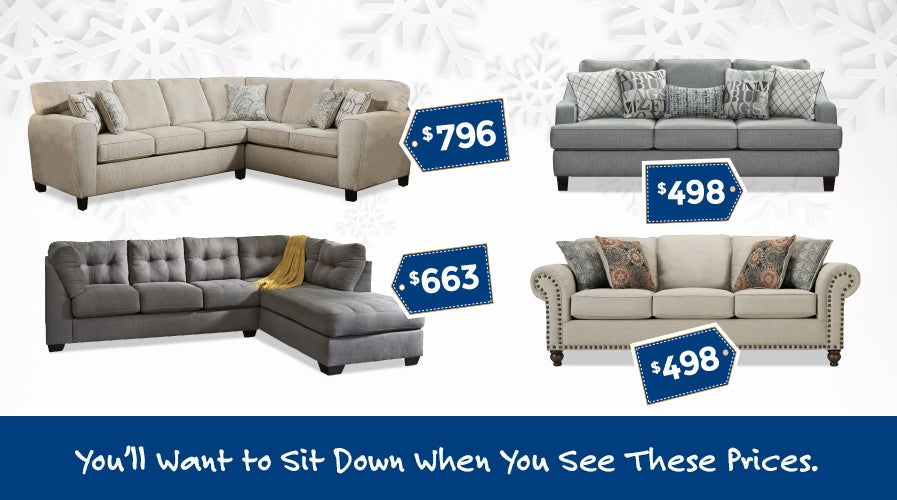 Shop Living Room Seating | Weekends Only Furniture and Mattress