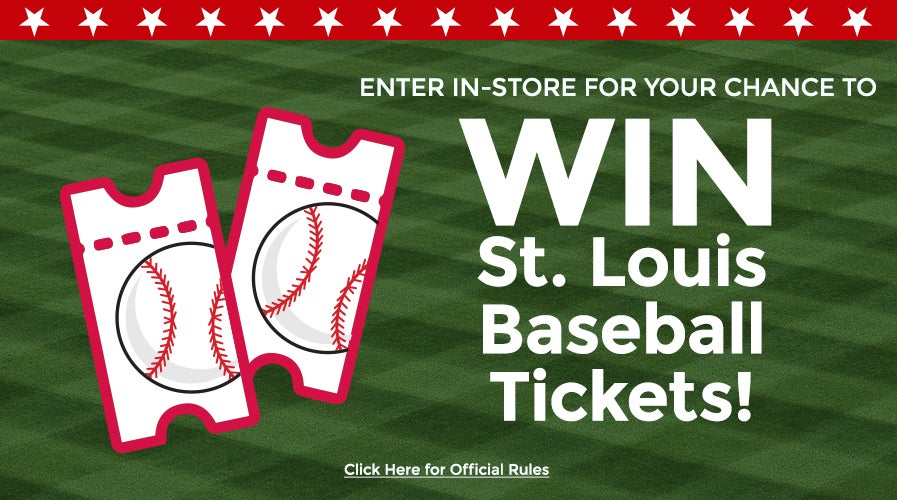 Cardinals Ticket Giveaway | Weekends Only Furniture and Mattress