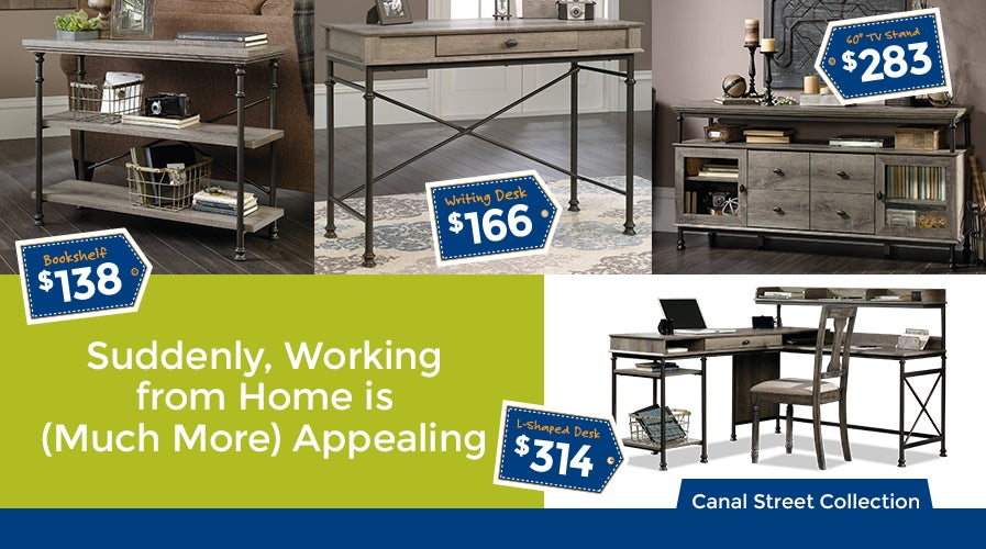 Industrial Style for your Office Space | Shop Now