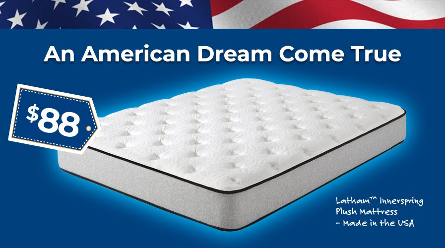$88 Mattress Any Size | Shop Now