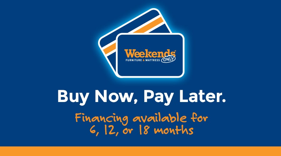 Apply for Financing | Weekends Only Furniture and Mattress