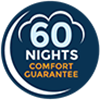 60 Night Comfort Garuantee | Weekends Only Furniture & Mattress