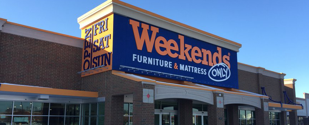 Find a Weekends Only Furniture Store Near You