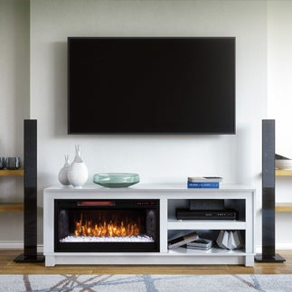 Weekends Only Accent Furniture Electric Fireplaces