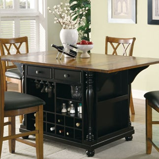 Weekends Only Dining and Kitchen Islands and Carts