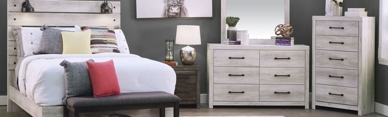 Dreamer Rustic Farmhouse Master Bedroom Idea Weekends Only Furniture