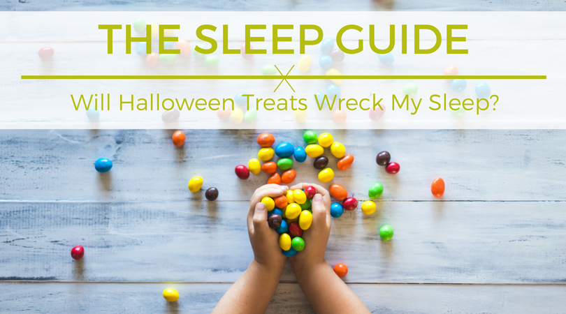 The Sleep Guide: Will Halloween Treats Wreck My Sleep? | Weekends Only Furniture and Mattress