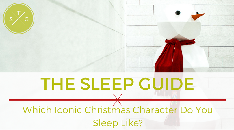 The Sleep Guide: Which Iconic Christmas Character Do You Sleep Like? | Weekends Only Furniture and Mattress Blog