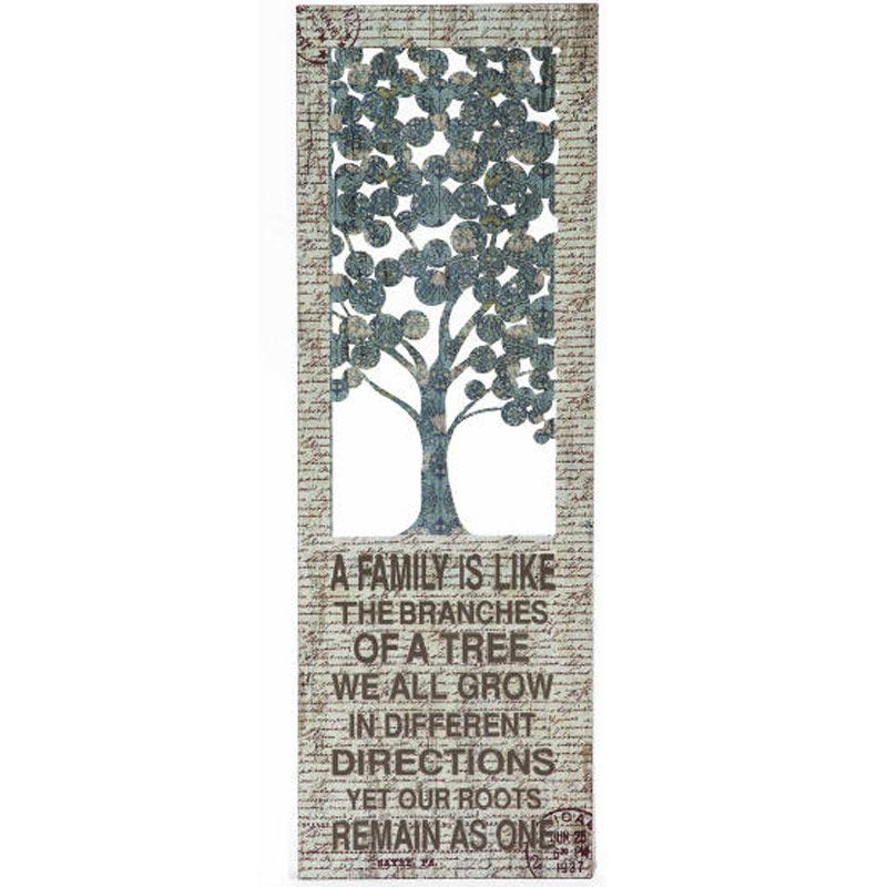 Family Tree Roots Wall Art | Weekends Only Furniture & Mattress
