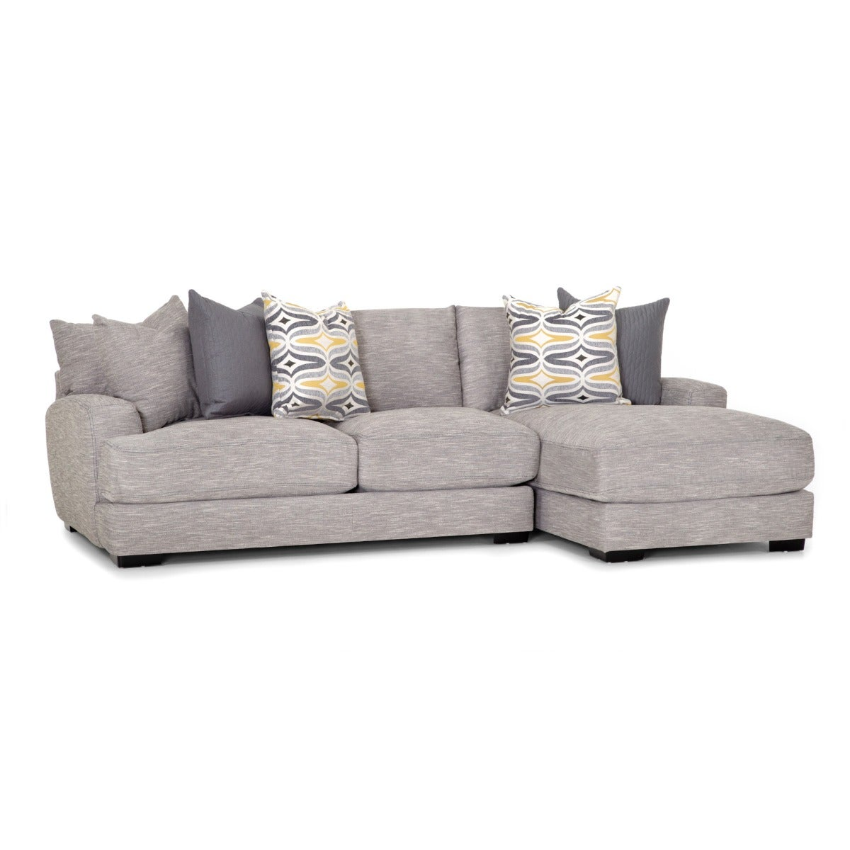 Barton Sofa Chaise | Weekends Only Furniture & Mattress