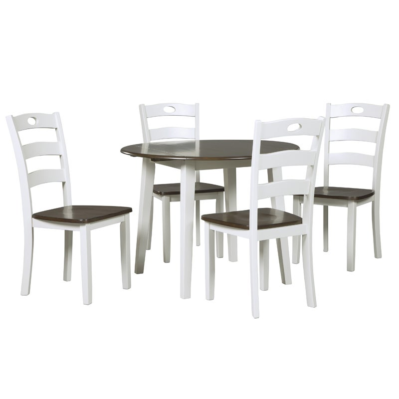 Ashley Woodanville 5 Pc Dining Set | Weekends Only Furniture & Mattress