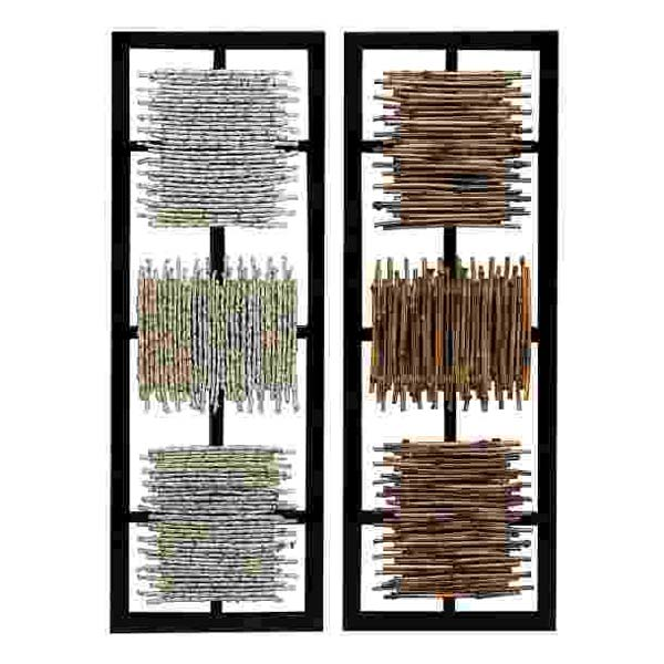 Assorted Wood Wall Decor