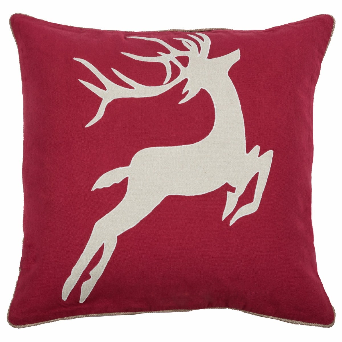 Rudolph Red Pillow