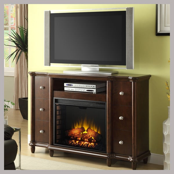 Electric Fireplace in Your Living Room