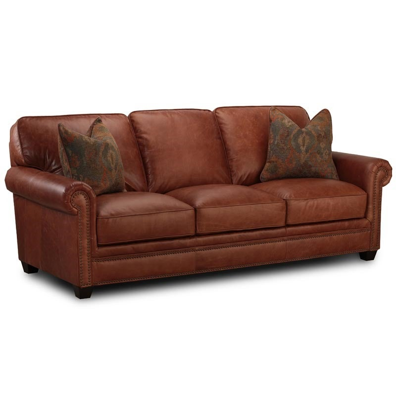 Dallas Tobacco Sofa | Weekends Only Furniture and Mattress