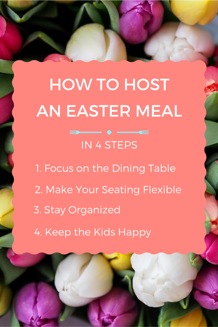How to Host an Easter Meal in 4 Steps | Weekends Only Furniture and Mattress
