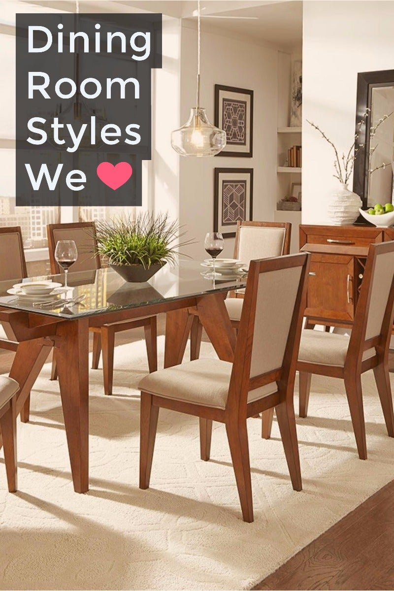Weekends Only Furniture & Mattress Dining Styles We Love