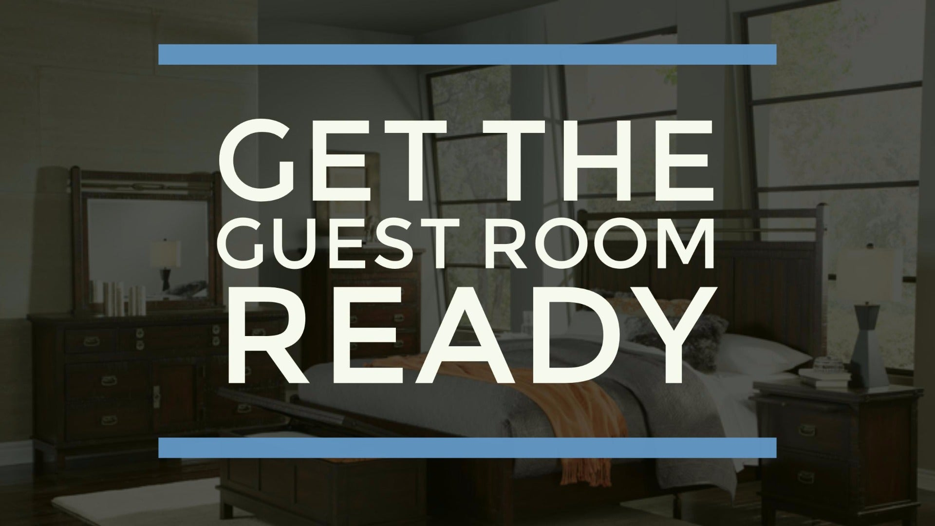 Get the Guest Room Ready | Weekends Only Furniture and Mattress