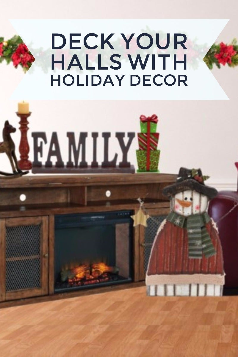 Deck Your Halls with Holiday Decor | Weekends Only Furniture and Mattress