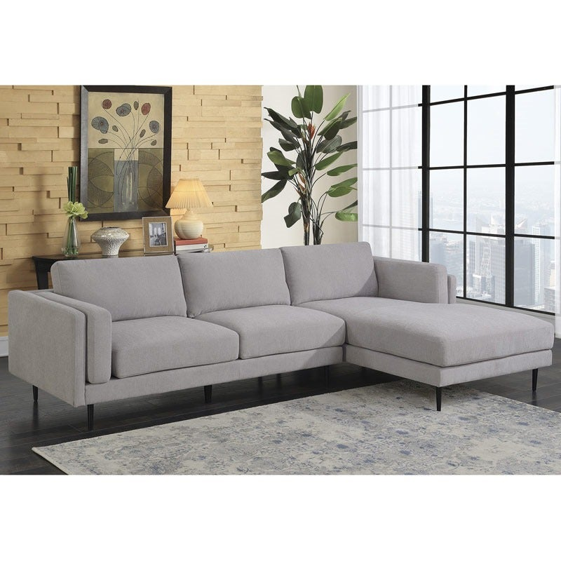 Penngrove Granite Sectional | Weekends Only Furniture and Mattress