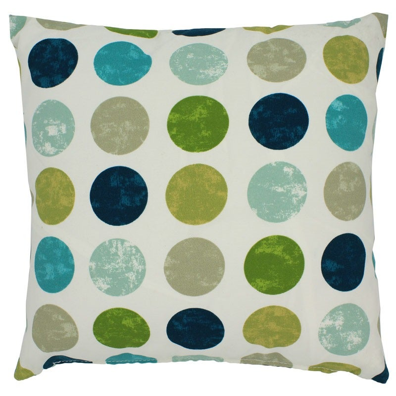 """Polka Dots Indoor/Outdoor 18"""" Pillow 