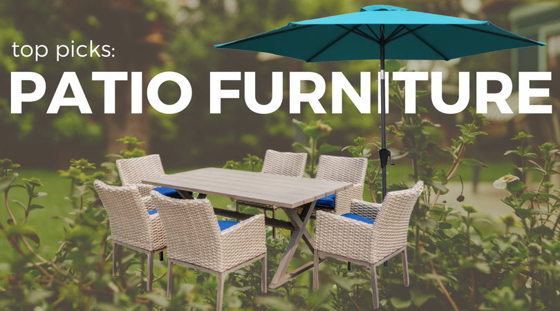 Top Picks: New Patio Furniture | Weekends Only Furniture and Mattress