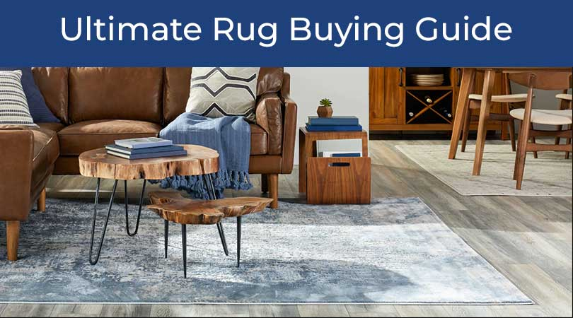 Questions to Ask Yourself Before You Go Rug Shopping | Weekends Only Furniture and Mattress