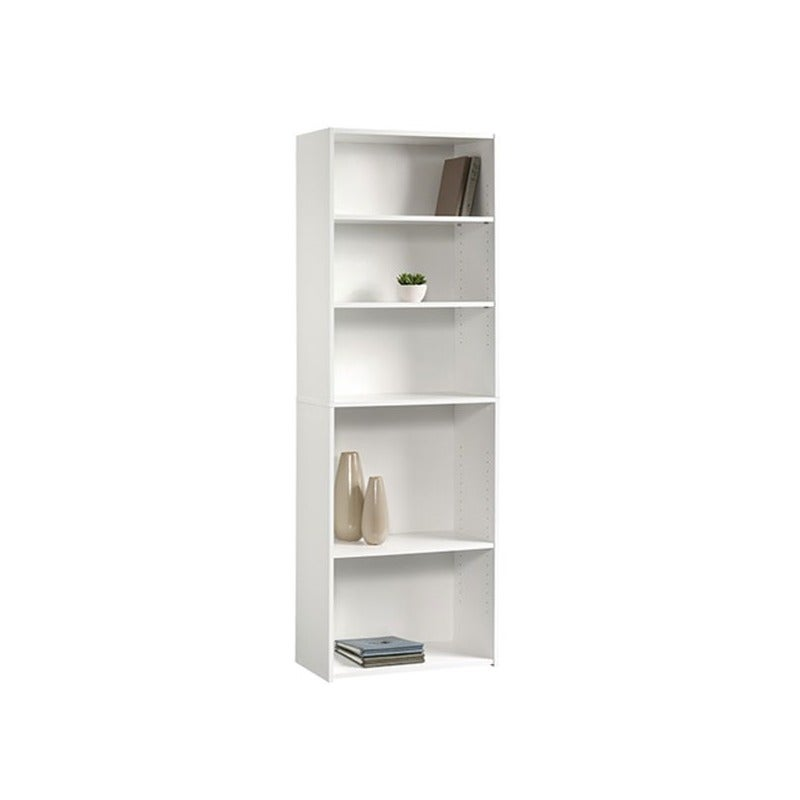 Sauder Beginnings 5 Shelf Bookcase | Weekends Only Furniture and Mattress