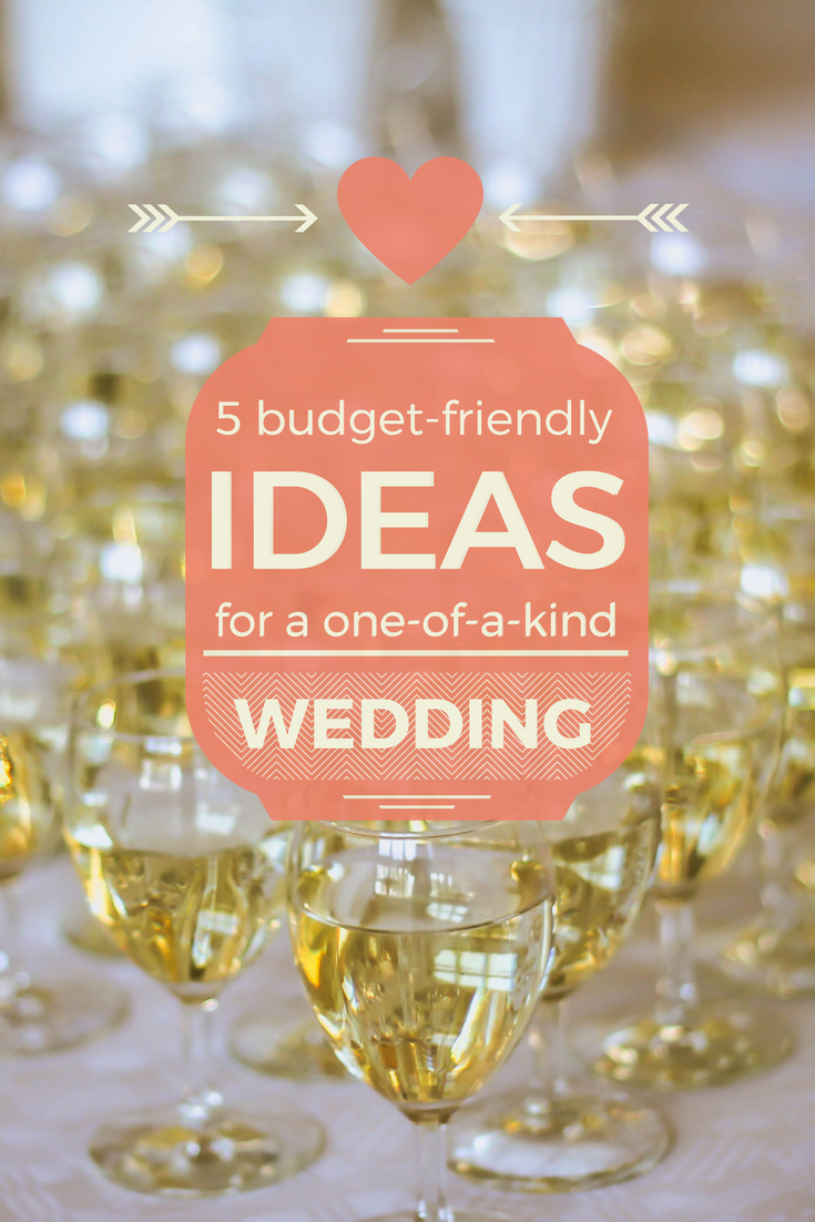 Getting married this summer? Make your wedding day one-of-a-kind with these 5 ideas for your ceremony and reception, including a unique table, a photo booth, the guest book, and the unity ceremony. You can also bring these items home with you. 5 budget-friendly ideas for a one-of-a-kind wedding | Weekends Only Furniture and Mattress