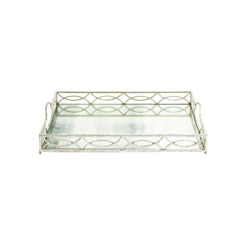 Metal Mirror Tray | Weekends Only Furniture and Mattress