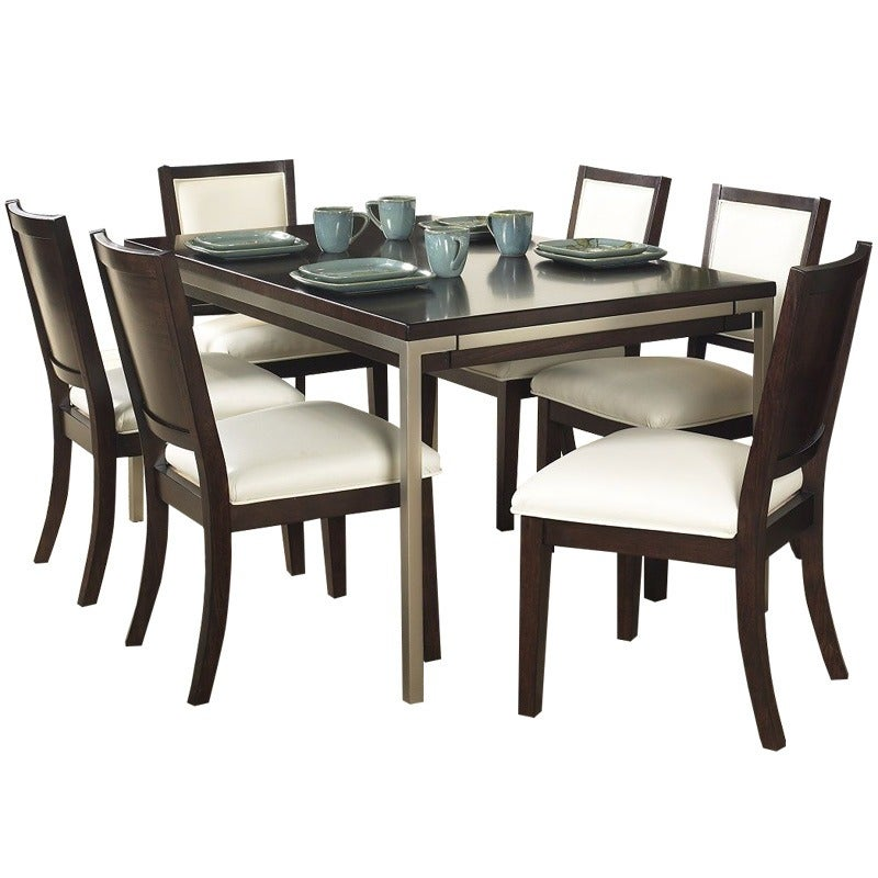 Somerton Soho 7 Piece Dining Set | Weekends Only Furniture and Mattress