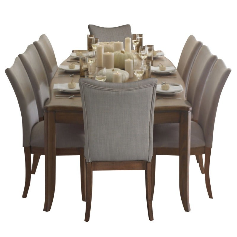 Somerton Sophisticate 9 Piece Dining Set | Weekends Only Furniture and Mattress