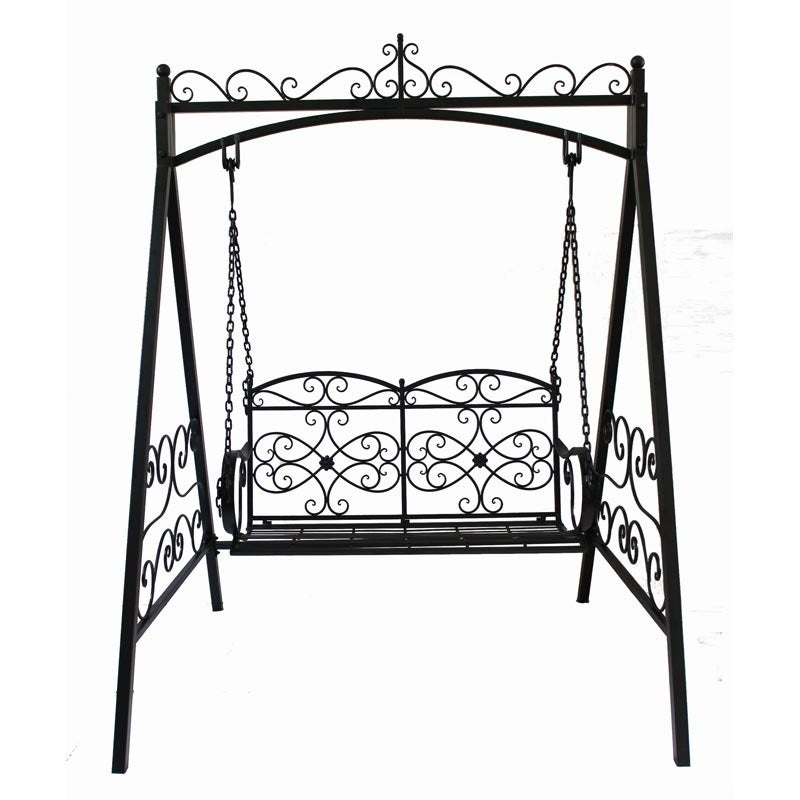 Suzette Metal Swing | Weekends Only Furniture and Mattress