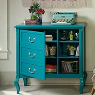 Blue Cabinets & Chests