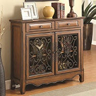 Brown Cabinets & Chests