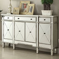 Gray Cabinets & Chests