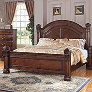 Traditional quality bedroom furniture