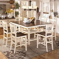 Farmhouse And Cottage Dining Sets