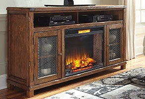 Weekends Only Electric Fireplaces