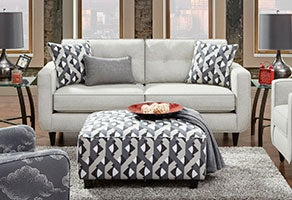 Weekends Only White Hot Sofas