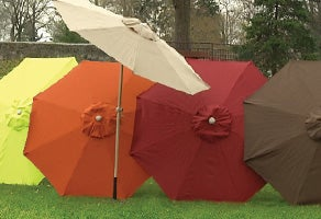 Weekends Only Umbrellas