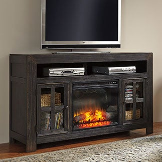 Weekends Only Living Room Electric Fireplaces