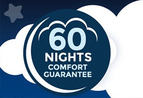 Weekends Only 60 Night Comfort Guarantee